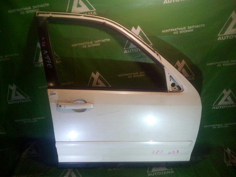 Дверь Honda Cr-V RD4 передняя правая (б/у)