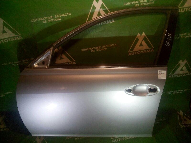 Дверь Toyota Mark X GRX120 передняя левая (б/у)