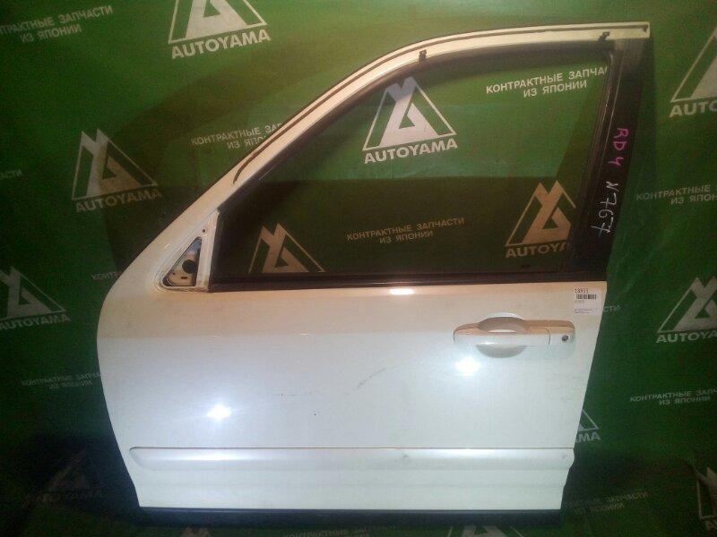 Дверь Honda Cr-V RD4 передняя левая (б/у)