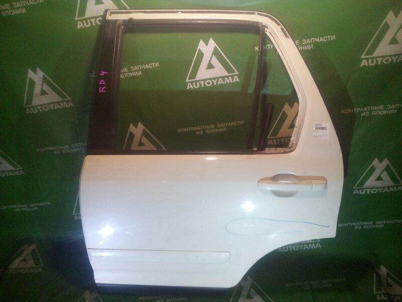 Дверь Honda Cr-V RD4 задняя левая (б/у)