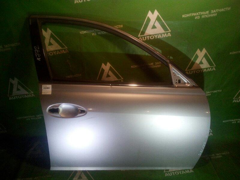 Дверь Toyota Mark X GRX120 передняя правая (б/у)