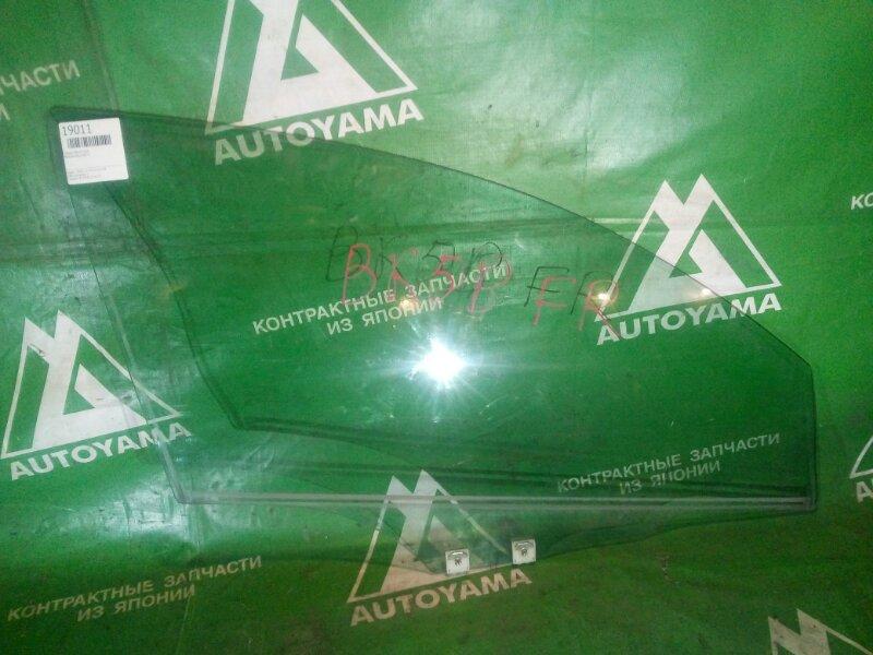 Стекло Mazda Axela BK5P переднее правое (б/у)