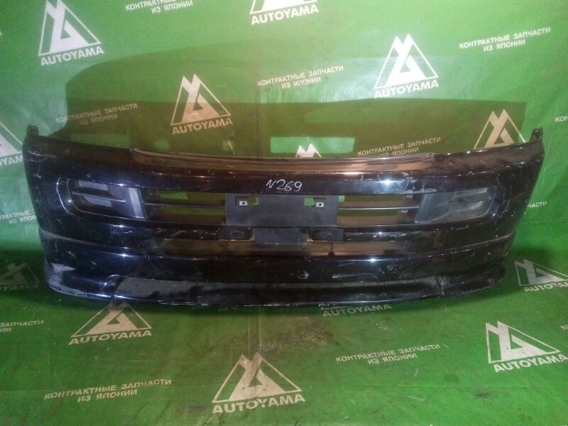 Бампер Honda Stepwgn RF1 передний (б/у)