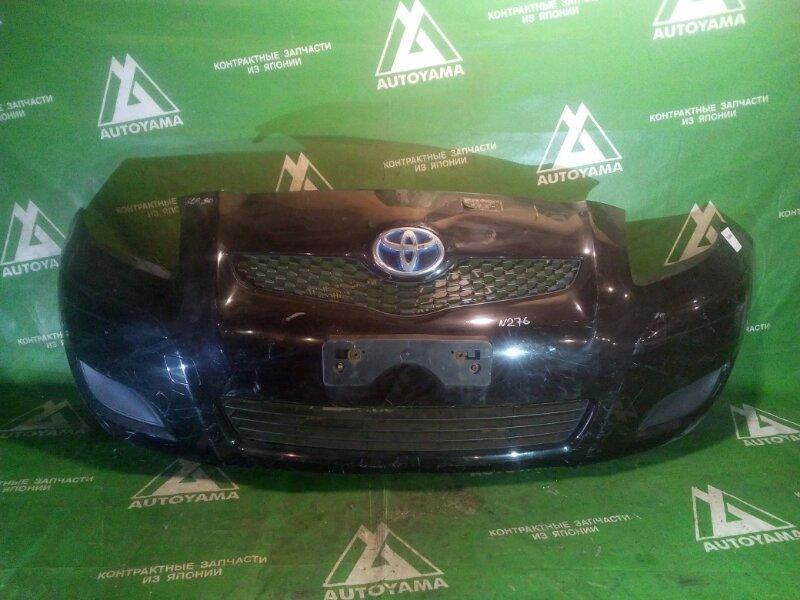 Бампер Toyota Vitz SCP90 передний (б/у)
