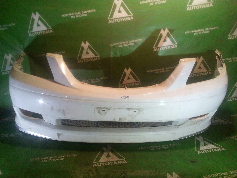 Бампер Mazda Mpv LW5W передний (б/у)