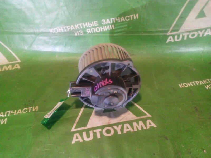 Мотор печки Toyota Nadia SXN10 (б/у)