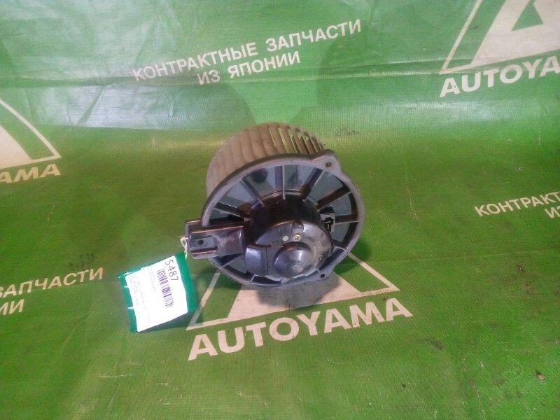 Мотор печки Toyota Platz NCP12 (б/у)