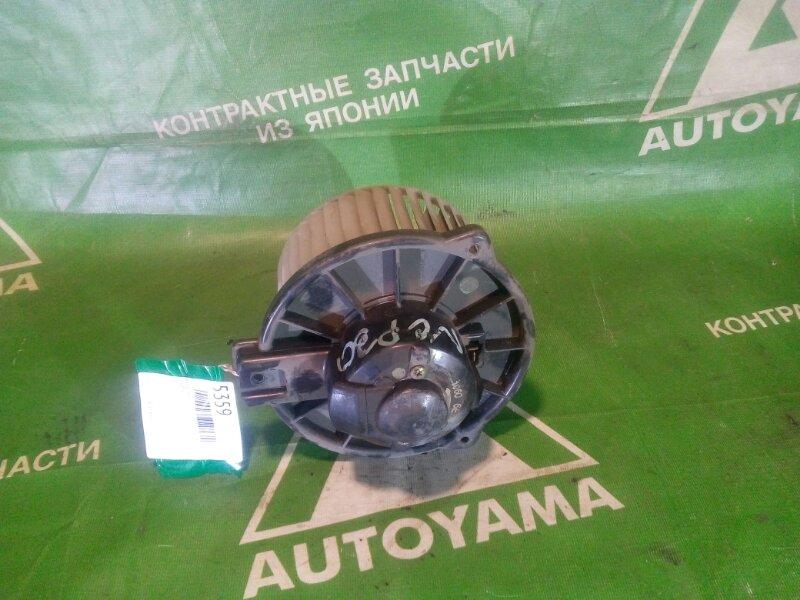 Мотор печки Toyota Ist NCP60 (б/у)