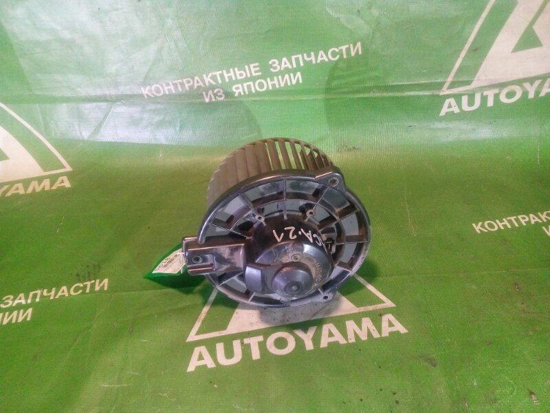 Мотор печки Toyota Rav4 ACA20 (б/у)