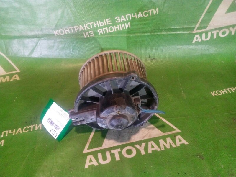 Мотор печки Toyota Hiace KZH106 (б/у)