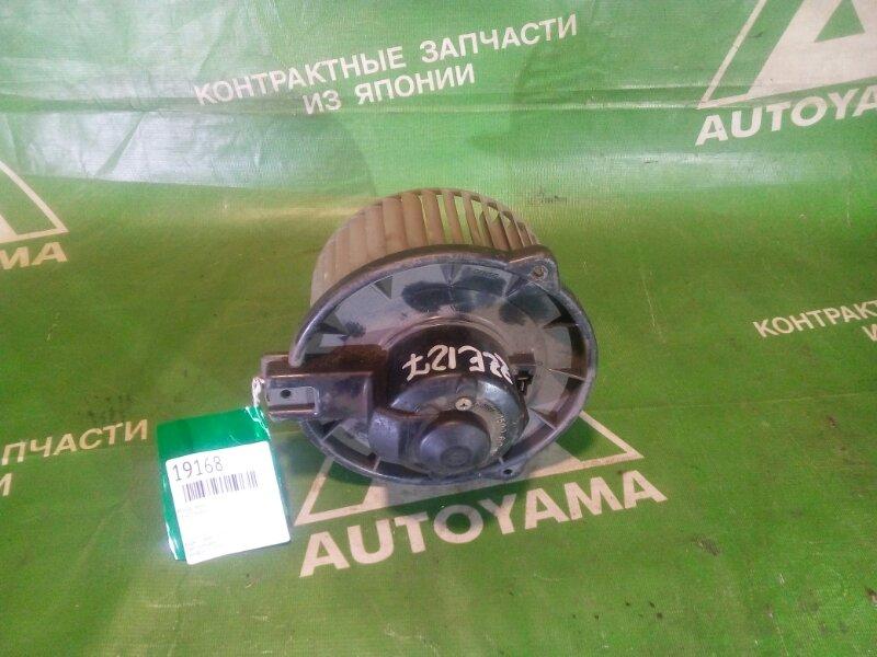 Мотор печки Toyota Will Vs ZZE127 (б/у)
