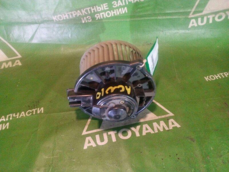 Мотор печки Toyota Nadia SXM10 (б/у)