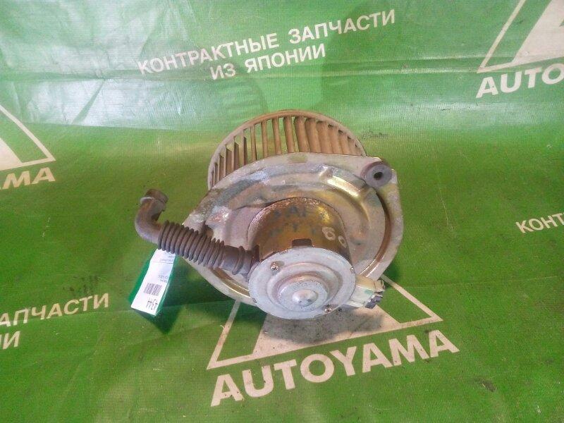 Мотор печки Nissan Patrol Y60 (б/у)