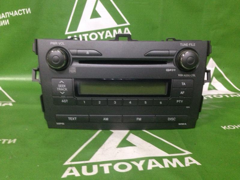 Магнитола Toyota Corolla ZRE150 (б/у)