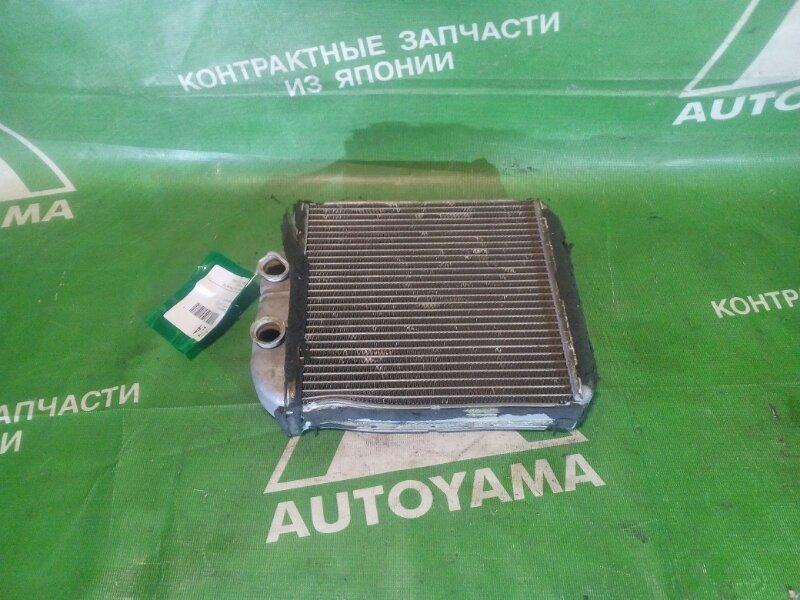 Радиатор печки Toyota Caldina ST215 (б/у)