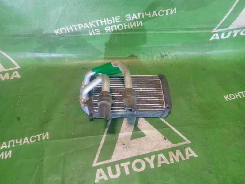 Радиатор печки Toyota Gaia ACM10 задний (б/у)