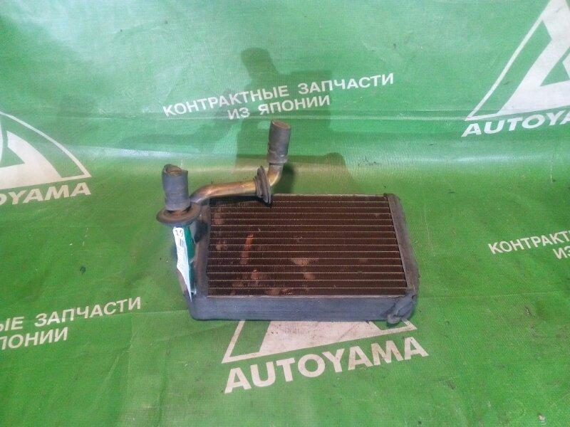 Радиатор печки Toyota Caldina CT190 (б/у)