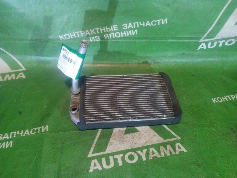 Радиатор печки Toyota Sprinter AE110 (б/у)