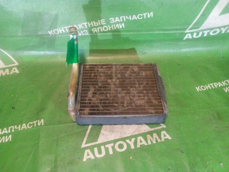 Радиатор печки Mitsubishi Pajero V44W (б/у)