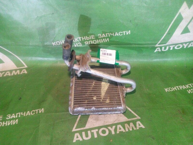 Радиатор печки Mitsubishi Galant E54A (б/у)