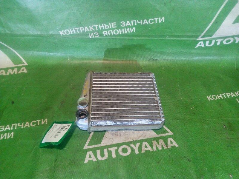 Радиатор печки Nissan Bluebird Sylphy KG11 2005 (б/у)