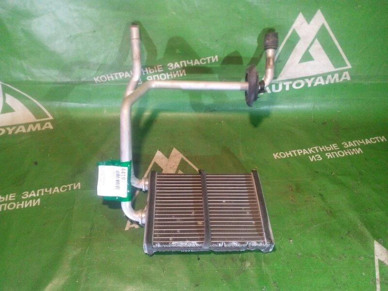 Радиатор печки Nissan Skyline V35 (б/у)