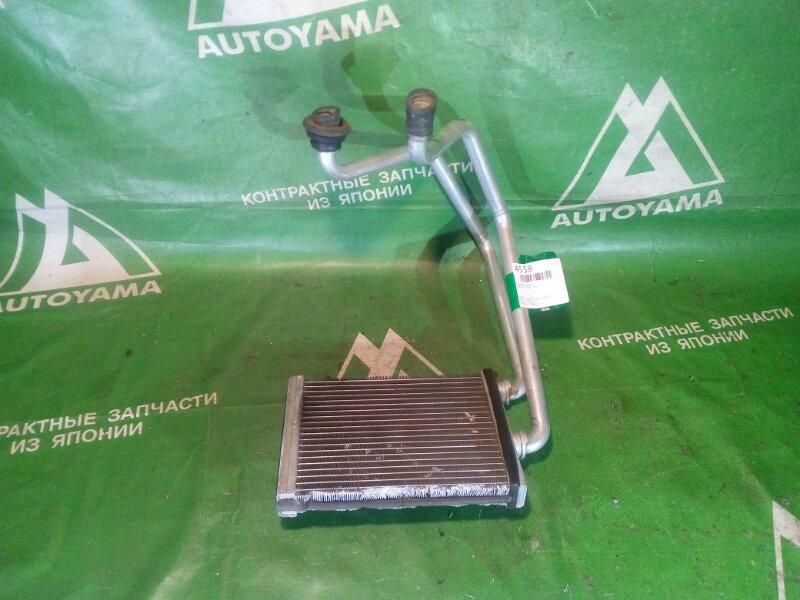 Радиатор печки Nissan X-Trail T30 (б/у)