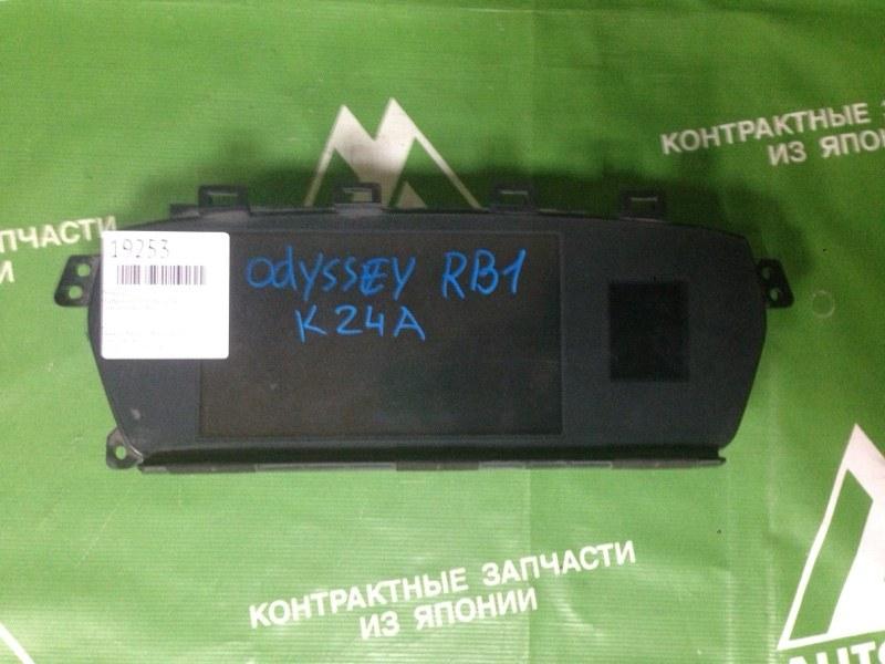 Монитор Honda Odyssey RB1 K24A (б/у)