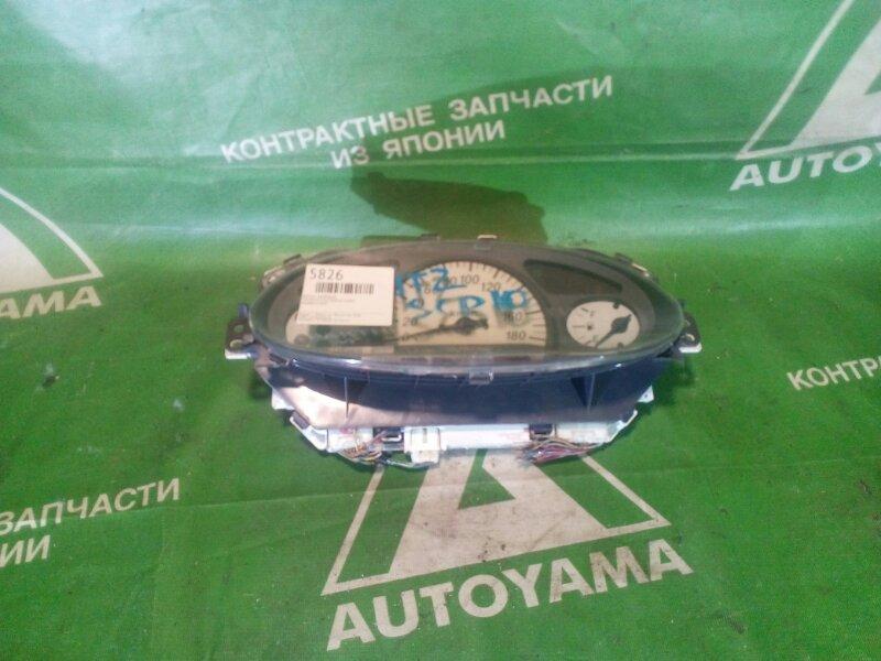 Щиток приборов Toyota Vitz SCP10 1SZFE (б/у)