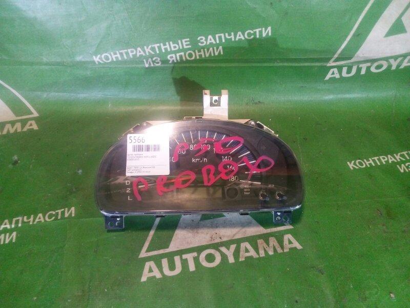 Щиток приборов Toyota Probox NCP51 1NZFE (б/у)