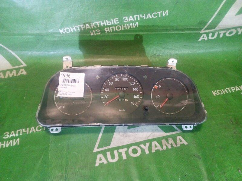Щиток приборов Toyota Corolla AE100 5AFE (б/у)