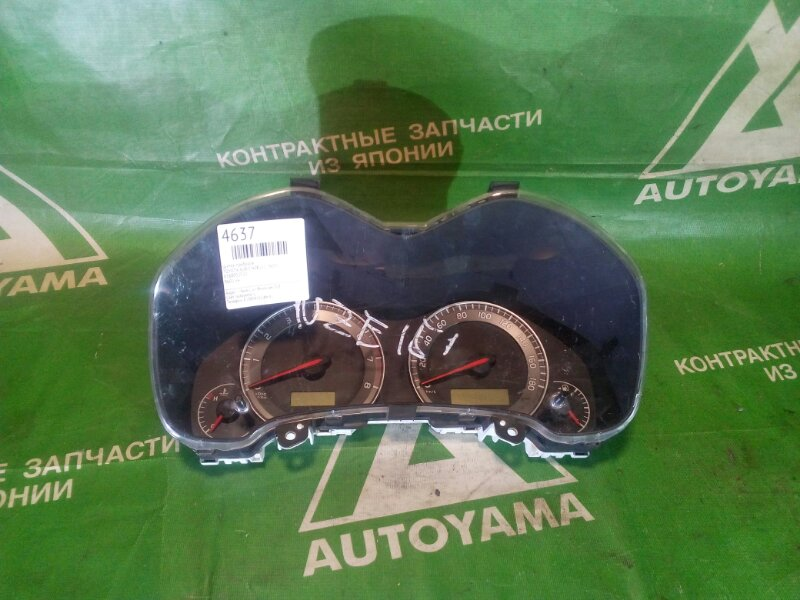 Щиток приборов Toyota Auris NZE151 1NZFE (б/у)