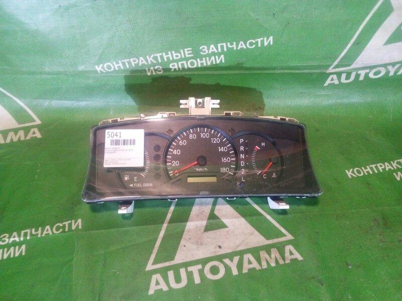 Щиток приборов Toyota Corolla NZE120 1NZFE (б/у)