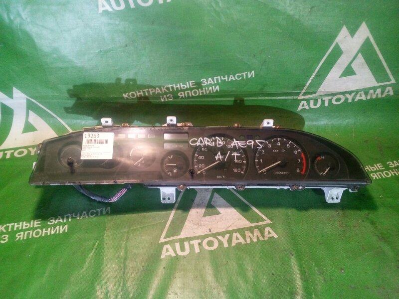 Щиток приборов Toyota Carib AE95 4AFE (б/у)