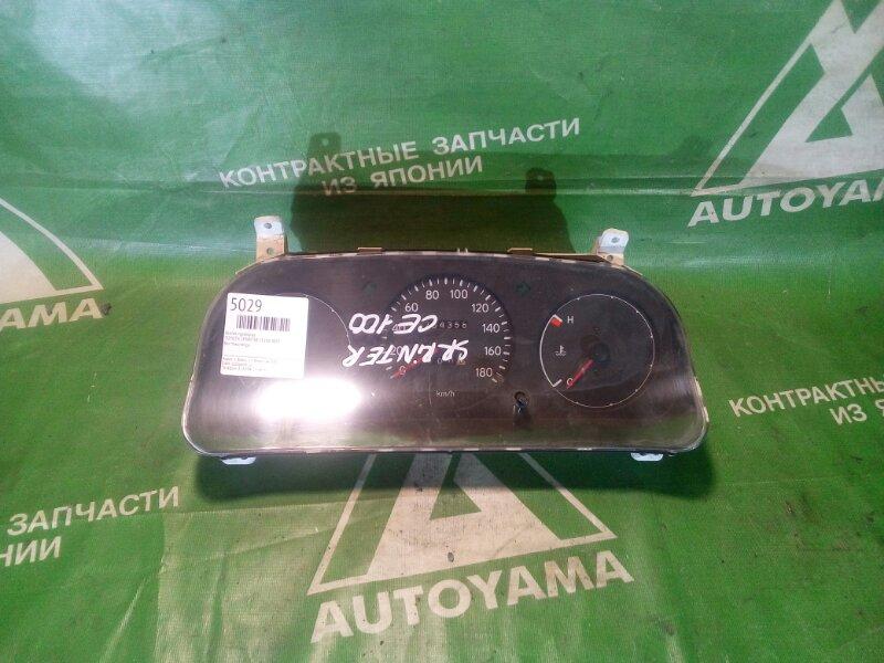 Щиток приборов Toyota Sprinter CE100 4EFE (б/у)