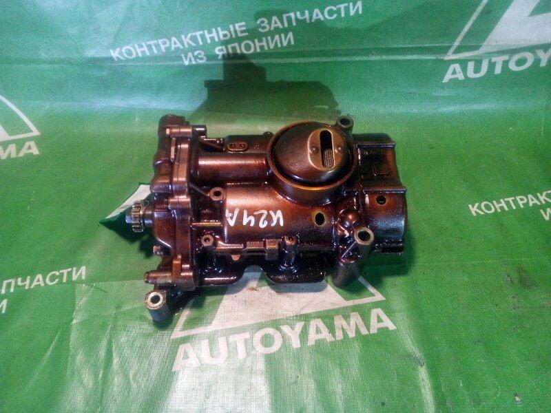 Насос масляный Honda Cr-V RD6 K24A (б/у)