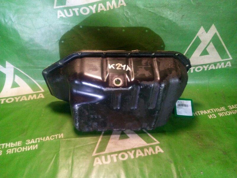 Поддон Honda Cr-V RD6 K24A (б/у)