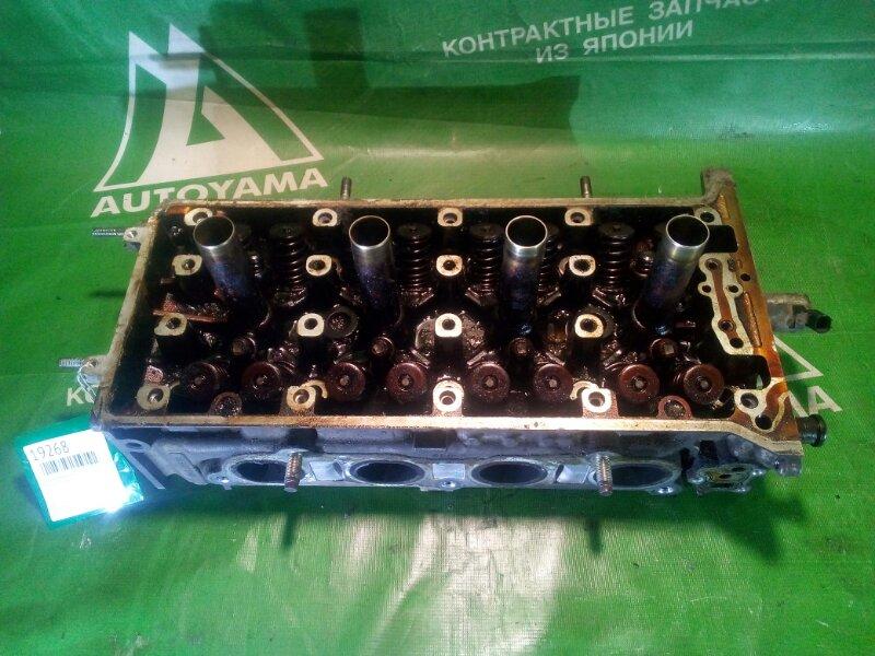 Головка блока цилиндров Honda Cr-V RD6 K24A (б/у)