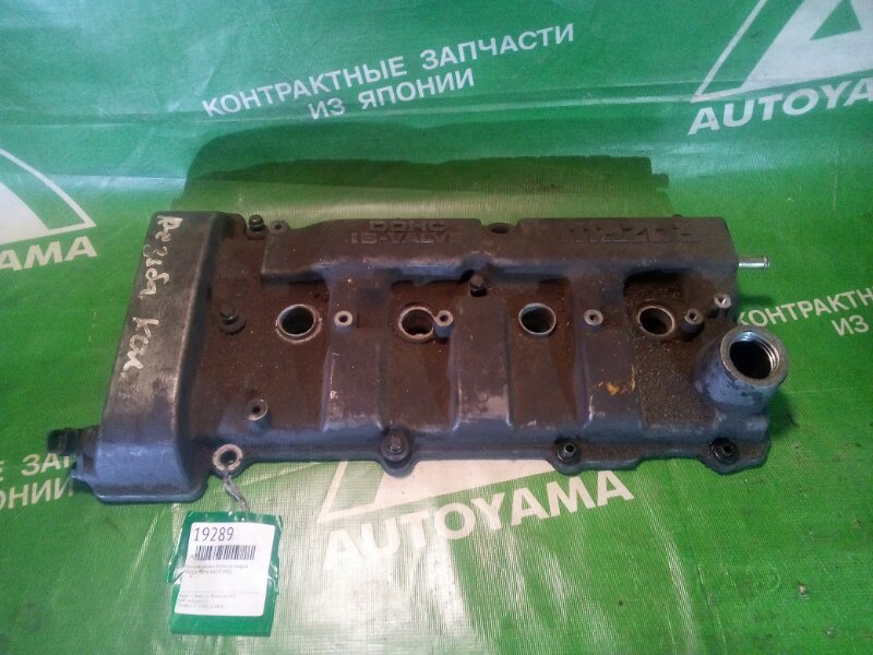 Крышка головки блока цилиндров Mazda Capella GF8P FPDE (б/у)