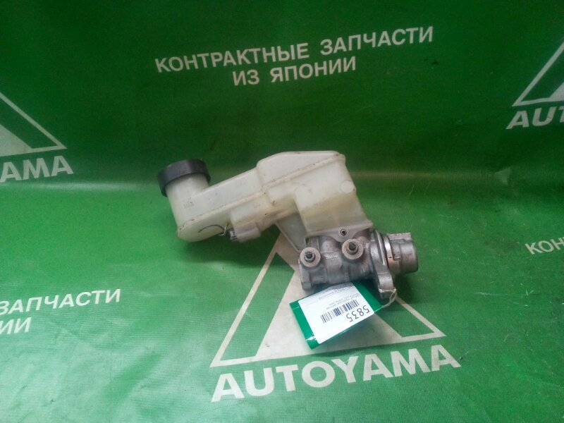 Главный тормозной цилиндр Toyota Vitz SCP90 2005 (б/у)