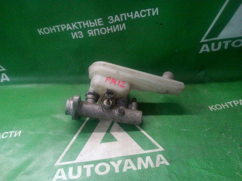 Главный тормозной цилиндр Nissan Liberty RM12 (б/у)