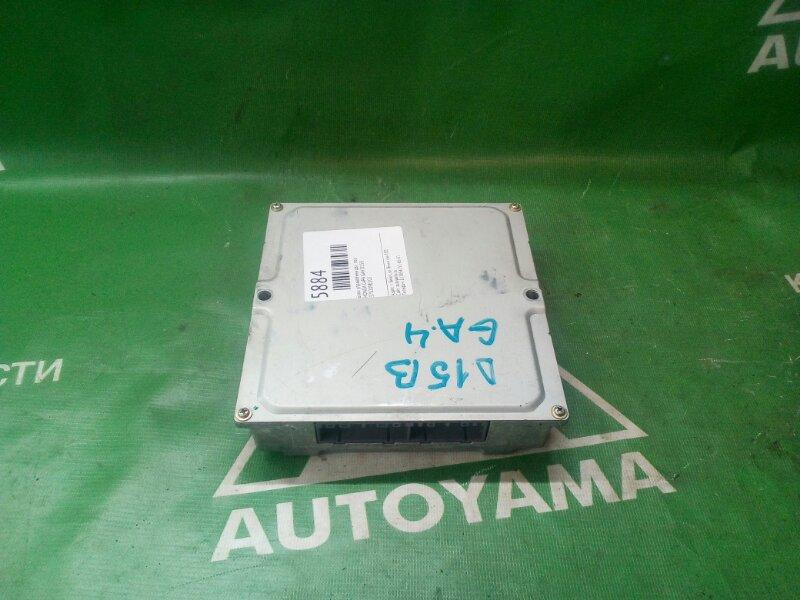 Блок управления двс Honda Capa GA4 D15B левый (б/у)
