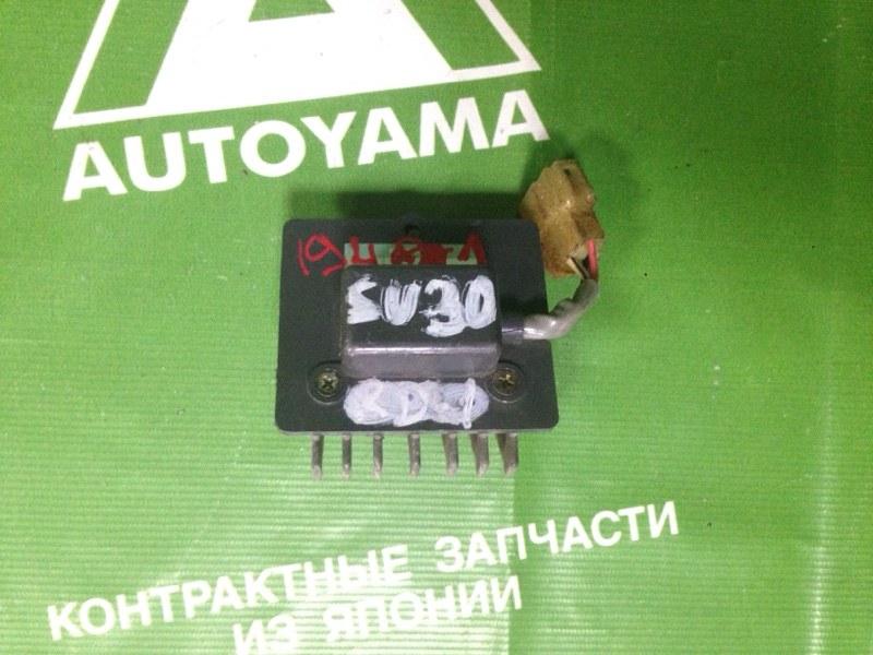 Реостат Toyota Camry SV30 3SFE (б/у)