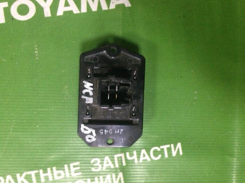 Реостат Toyota Probox NCP50 1NZFE (б/у)