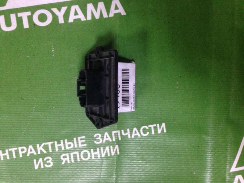 Реостат Mazda Demio DW3W B3 (б/у)