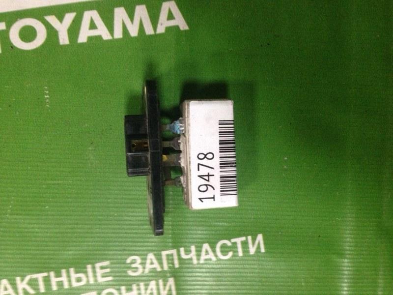 Реостат Toyota Raum EXZ10 4EFE (б/у)