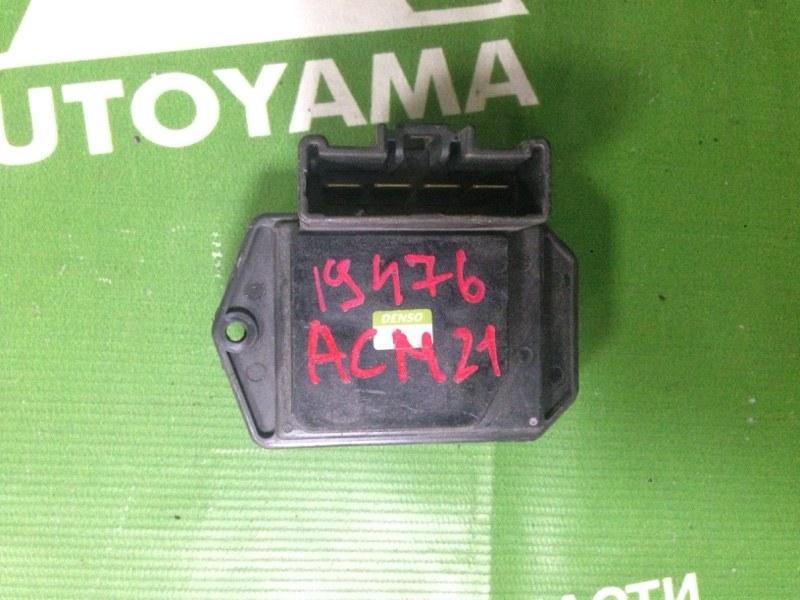 Реостат Toyota Ipsum ACM21 2AZFE (б/у)