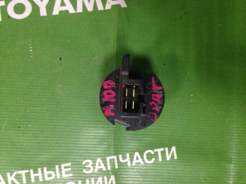 Реостат Toyota Duet M100A (б/у)