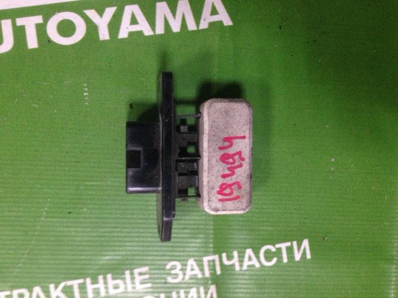 Реостат Toyota Corolla AE100 5AFE (б/у)