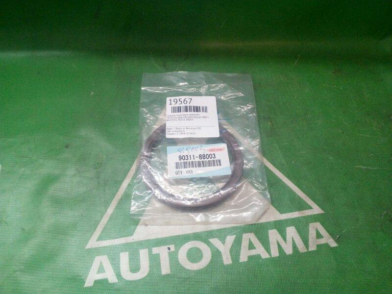 Сальник коленвала коренной Toyota Land Cruiser RZJ120 3RZFE задний